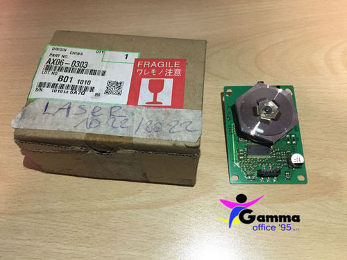 Ricoh AX060303 AX06-0141 Polygon Mirror Motor With Circuit Board