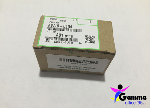 Ricoh AW100104 (AW10-0104) Fuser Thermistor