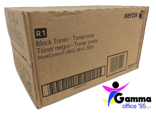 Toner Nero Xerox 006R01551, per WorkCentre 5845/5855
