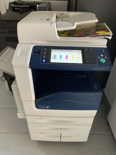 Xerox Workcentre 7845 Used