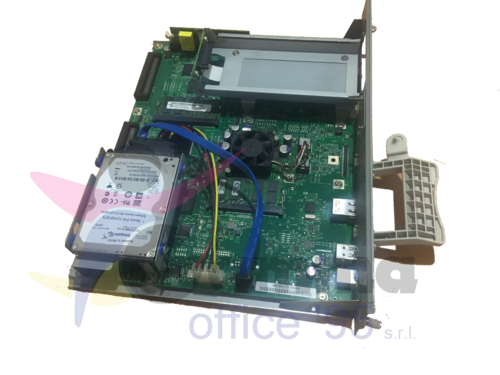 Controller Board Used for Xerox WorkCentre 7525 7530 7535
