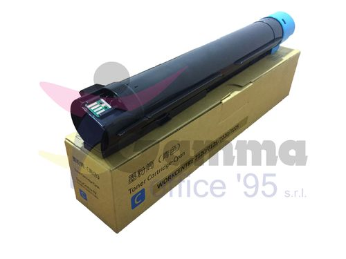 Toner Ciano Compatibile Xerox WorkCentre 7120 7125 7220 7225