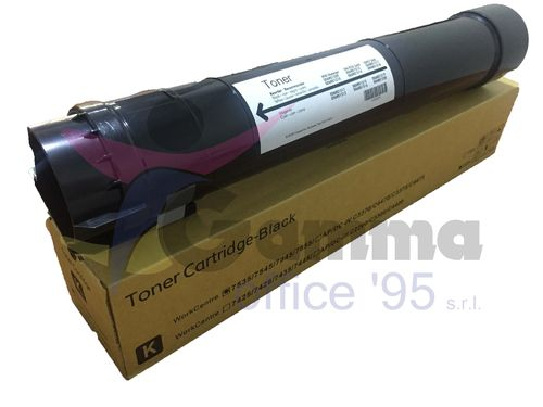 Toner Nero Compatibile Xerox WorkCentre 7525/30/35/45/56 7830/35/45/55