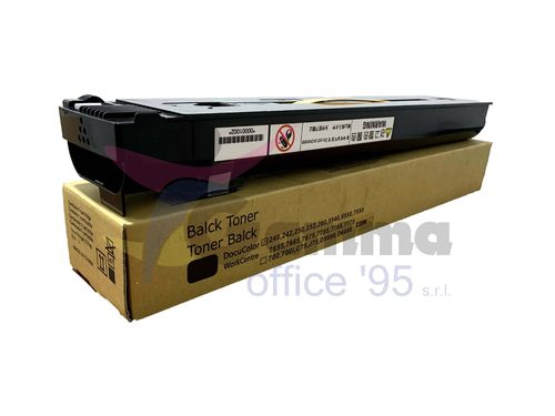 Compatibile Toner Nero Xerox DocuColor 240 242 250 252 260