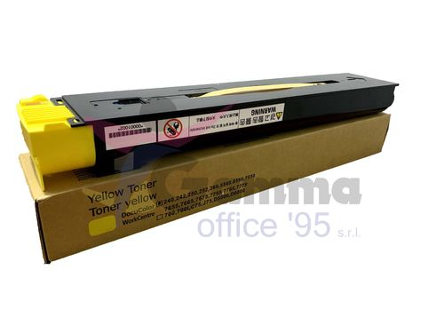 Compatibile Toner Giallo Xerox DocuColor 240 242 250 252 260
