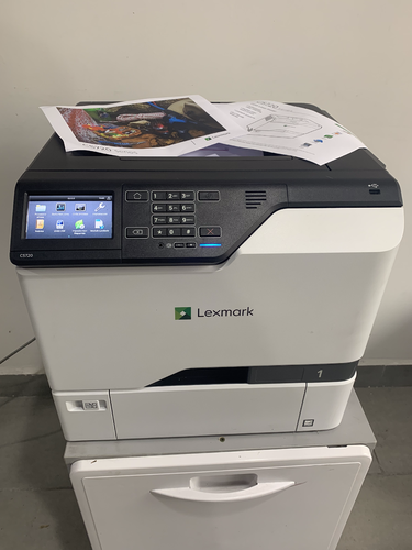Printer Lexmark CS720 de Reconditioned