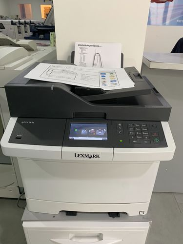 Printer Lexmark CX410 de Reconditioned
